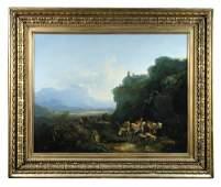 Attributed to Thomas Barker of Bath British