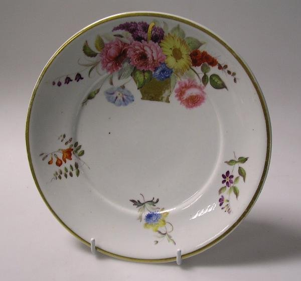 29: An early 19th century plate