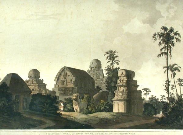 593: Thomas Daniell RA & William Daniell, aquatints