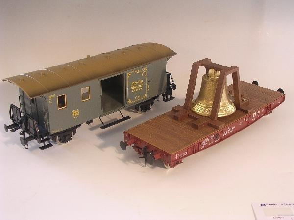 2006: Marklin gauge 1  - Museums-wagen 1992