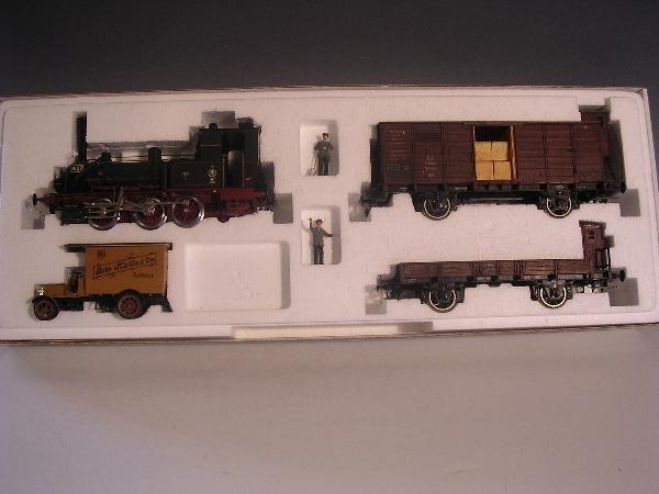 2030: Marklin gauge 1  - Boxed set 5501