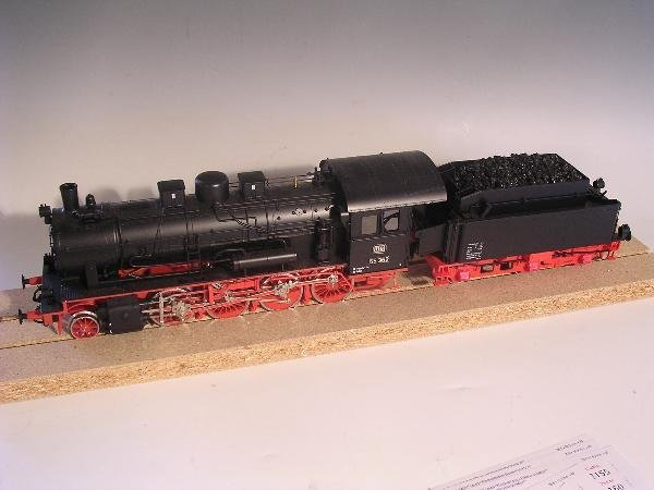 2031: Marklin gauge 1 electric  - BR56 2-8-0 Locomotive