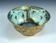211: A Wedgwood fairyland lustre Kang Hsi bowl