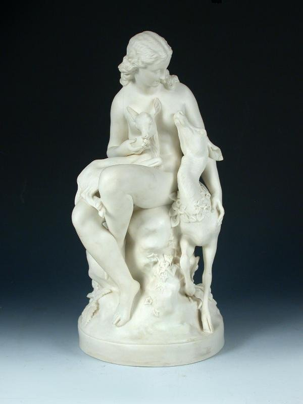 20: A PARIAN GROUP OF GIRL AND FAUN
