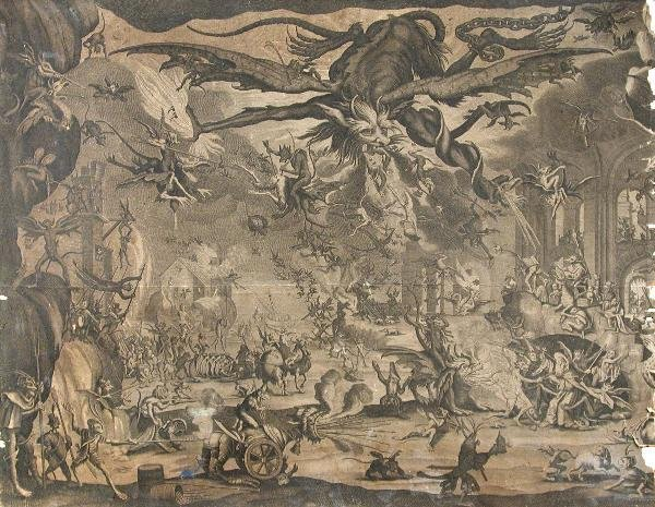 688A: JACQUES CAILLOT (1592-1635)