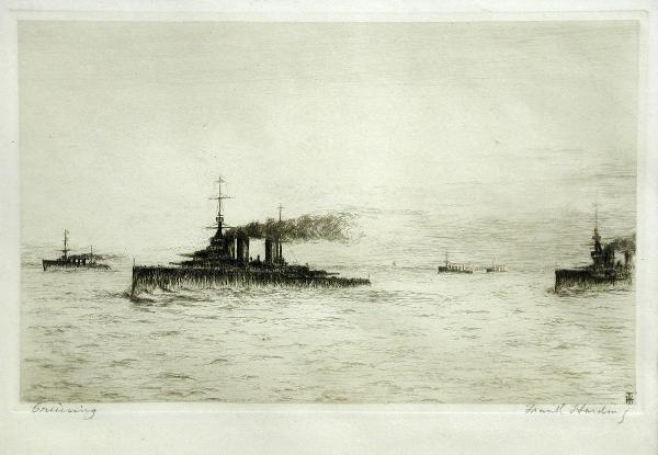 690A: WILLIAM LIONEL WYLLIE R.A. 1851-1931