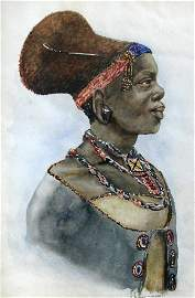 759A: SIMON MNGUNI (ZULU, 1885-1956)