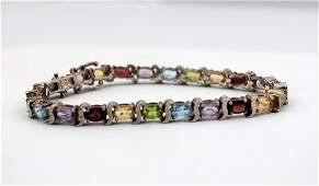 Stelling Silver Bracelet