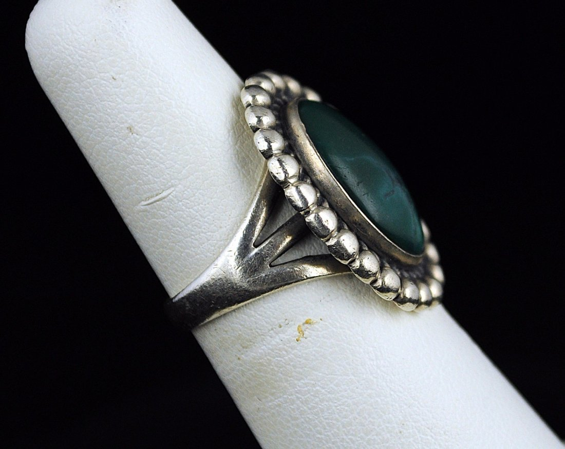 Silver Ring - 3