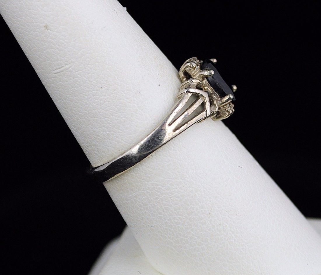 Sterling Silver Ring - 3