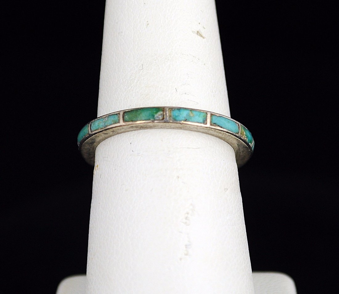 Silver and Turquoise Jewelry Mixed Lot