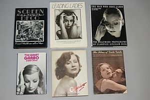1011: A group of film related books, sixteen, including
