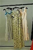 1029: A group of 1950s evening/dinner wear, eighteen en