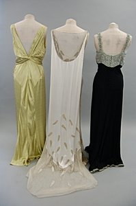 2044: A group of 1930s evening wear, summer wear and li - 2