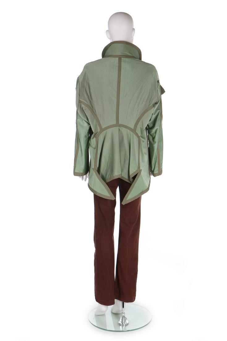 A John Galliano military inspired jacket, 'Honcho - 3