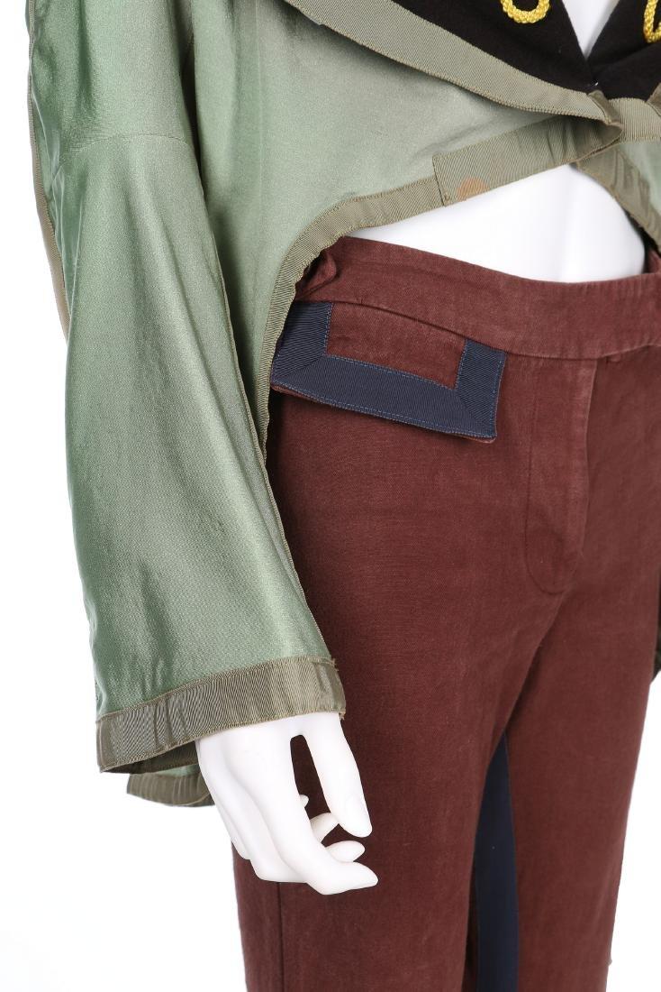 A John Galliano military inspired jacket, 'Honcho - 6