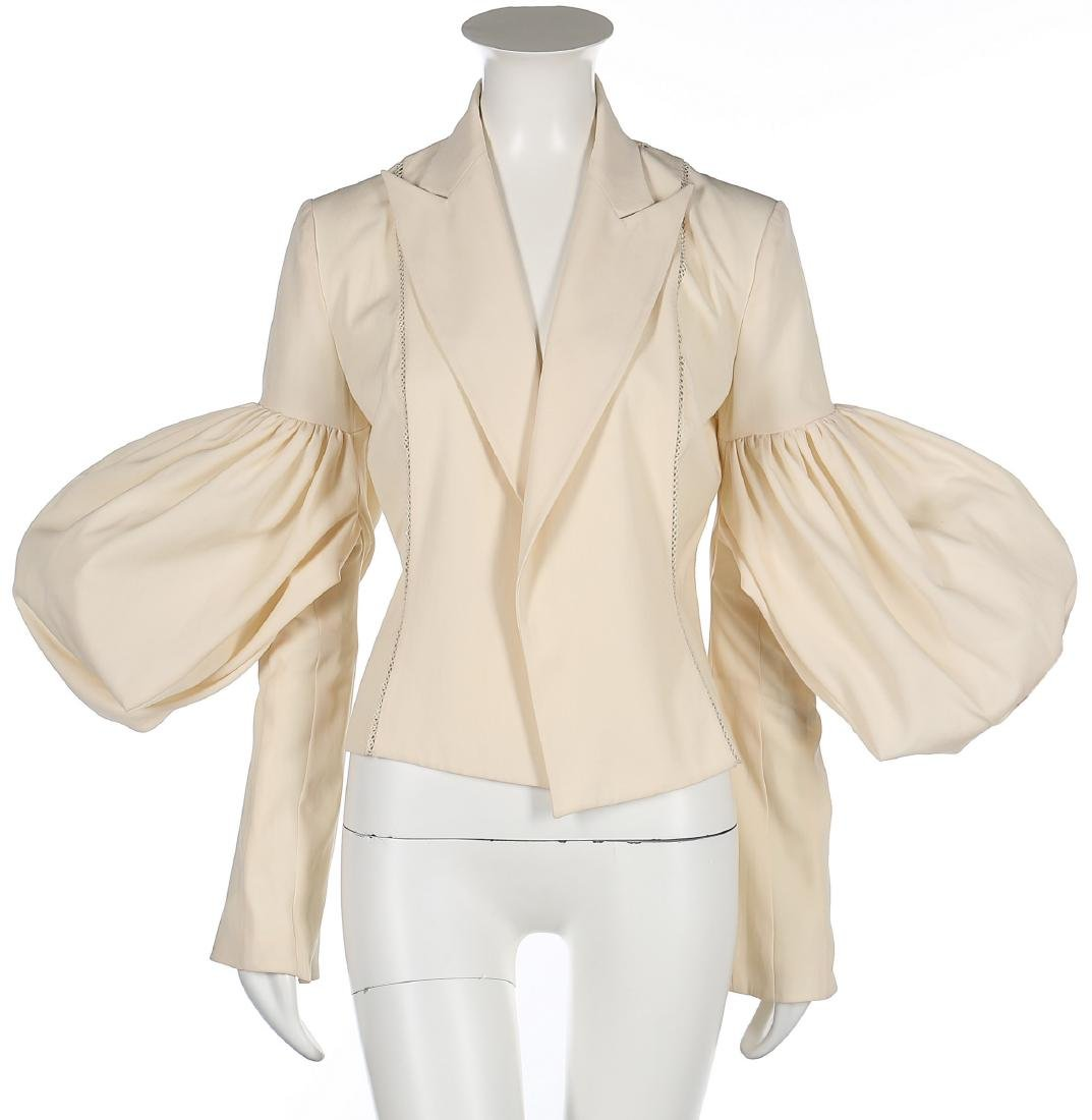 A rare John Galliano 'Amphetamine' jacket, 'Olivia the