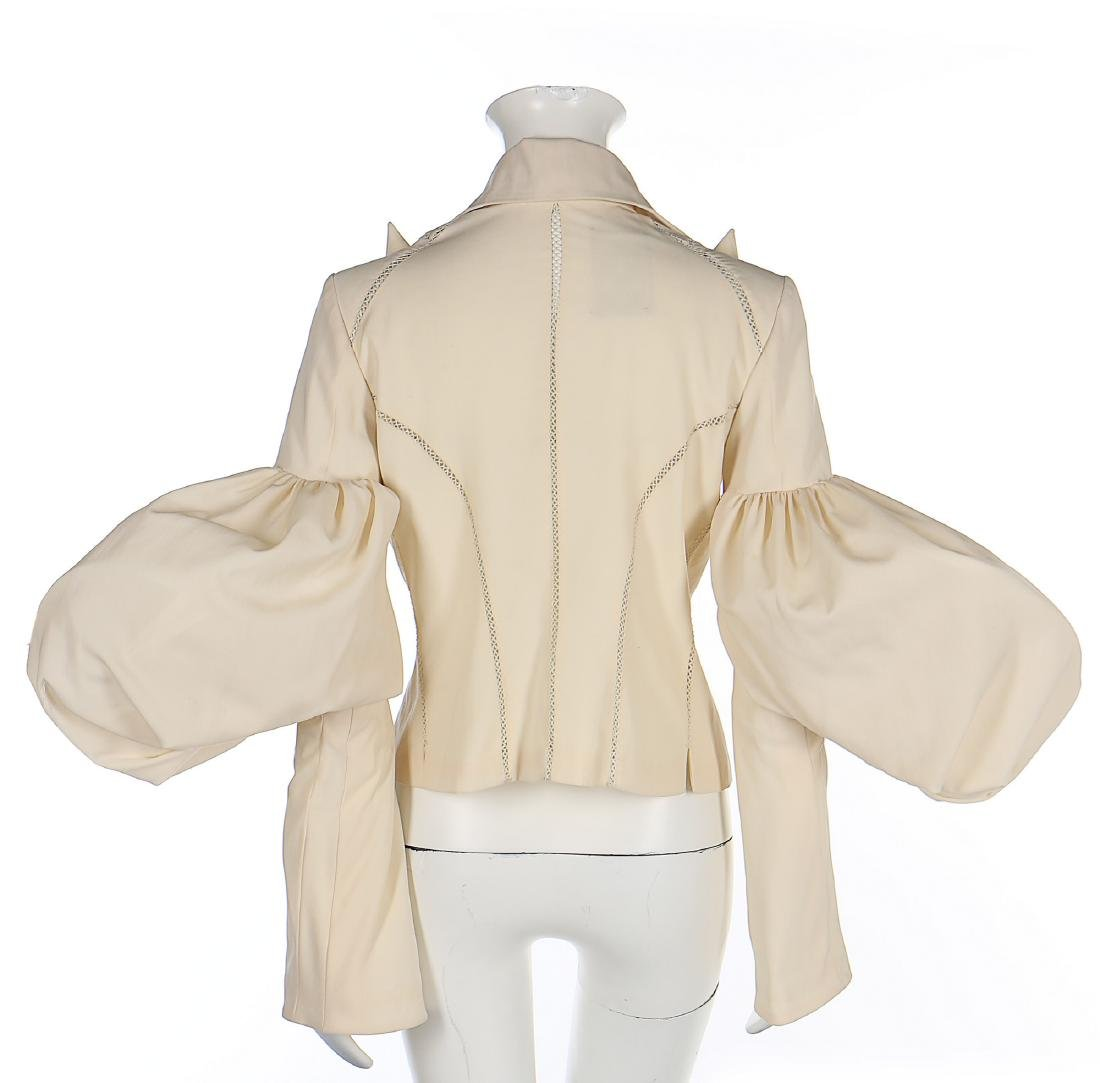 A rare John Galliano 'Amphetamine' jacket, 'Olivia the - 2
