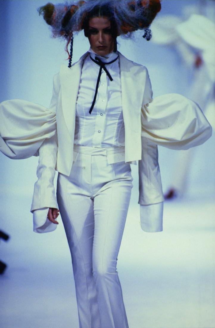 A rare John Galliano 'Amphetamine' jacket, 'Olivia the - 8