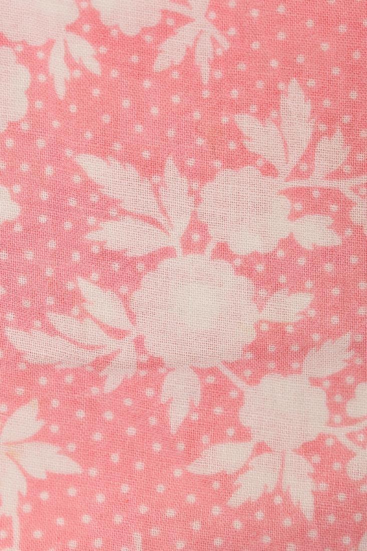 Princess Elizabeth's baby vest and printed cotton - 3