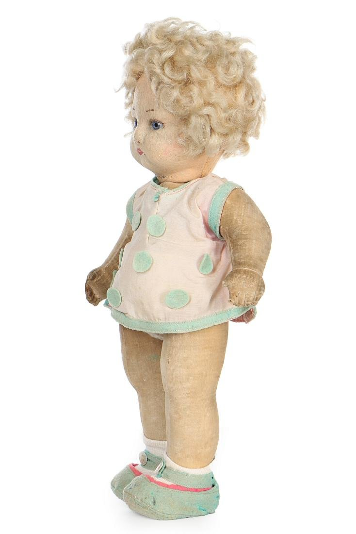 Princess Elizabeth's Chad Valley 'Bambina' pressed felt - 4
