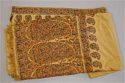 273: A woven kashmir shawl, Indian circa 1810-20, the m