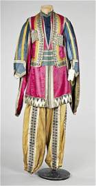 204: Diaghilev's ballet Russes: a Lezghin outfit  from