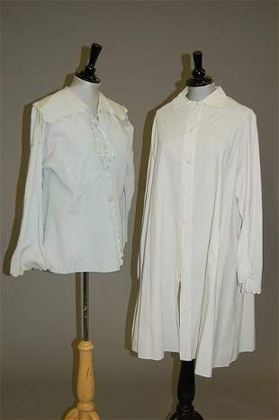 A group of mainly Edwardian underwear and nightwear,