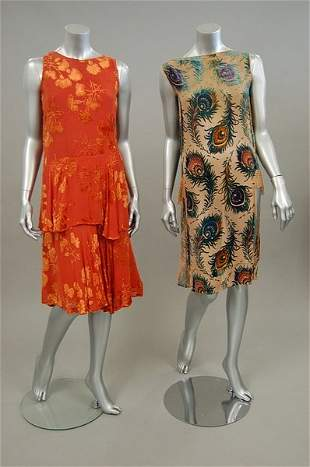 A group of 1920s day-summer wear, approx. 10 ensemb