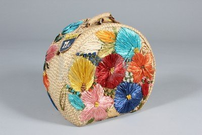 A group of luggage and hatboxes - useful for shop