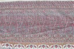 A good woven kashmir shawl, Sikh period, circa 1820,