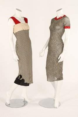 Jean Paul Gaultier clothing, 1990s, comprising three
