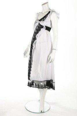 A Comme des Garçons 'lingerie' dress, 'Beyond Taboo' - 2