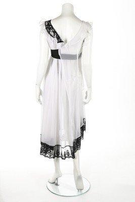 A Comme des Garçons 'lingerie' dress, 'Beyond Taboo' - 3
