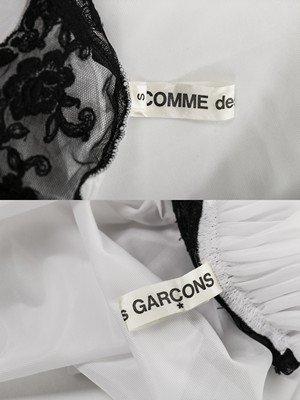 A Comme des Garçons 'lingerie' dress, 'Beyond Taboo' - 7