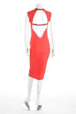 Three Swanky Modes stretch lycra disco/club dresses, - 4