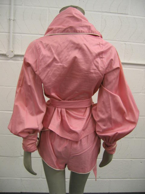 171: A pair of Vivienne Westwood pink boxer-shorts  - 6