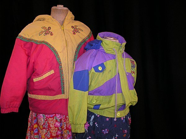 2011: A quantity of children's duffle coats, padded jac