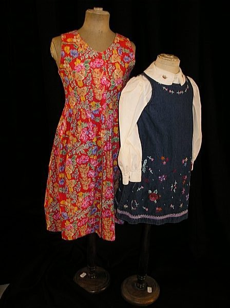 2012: A group of children's wear, mainly 1980s-90s, inc