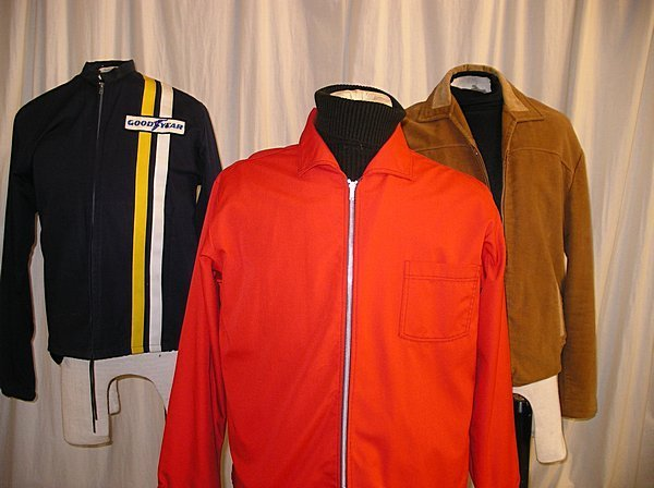 2024: A large group of men's casual jackets, 1960s-90s,