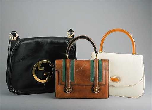 df6616ae836 143  Ten Gucci handbags