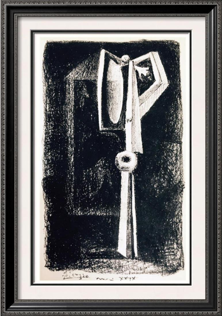 Pablo Picasso 'After'  Figure c. 1929 Fine Art Print