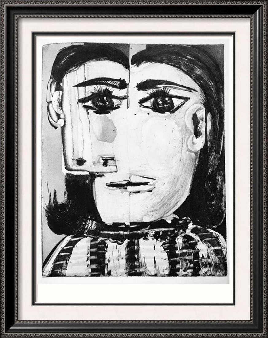 Pablo Picasso 'After'  Head of a Woman V c. 1939 Fine