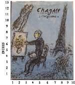 Art Book Liquidation Sale Marc Chagall Lithographs V