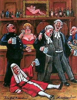 1553: Leighton Jones Bar Association Hilarious Courtroo