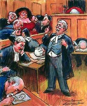 1555: Leighton Jones Closing Argument Hilarious Courtro