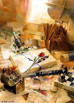 1295: Gorban Signed Ltd Ed Musical Instrument Rare Sale