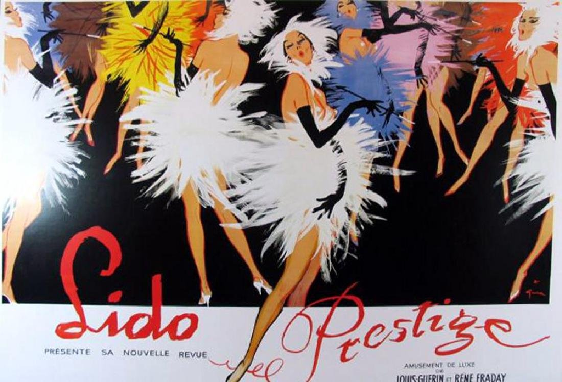 Old Lido Colorful Dance Poster Classic Only $10 - 2