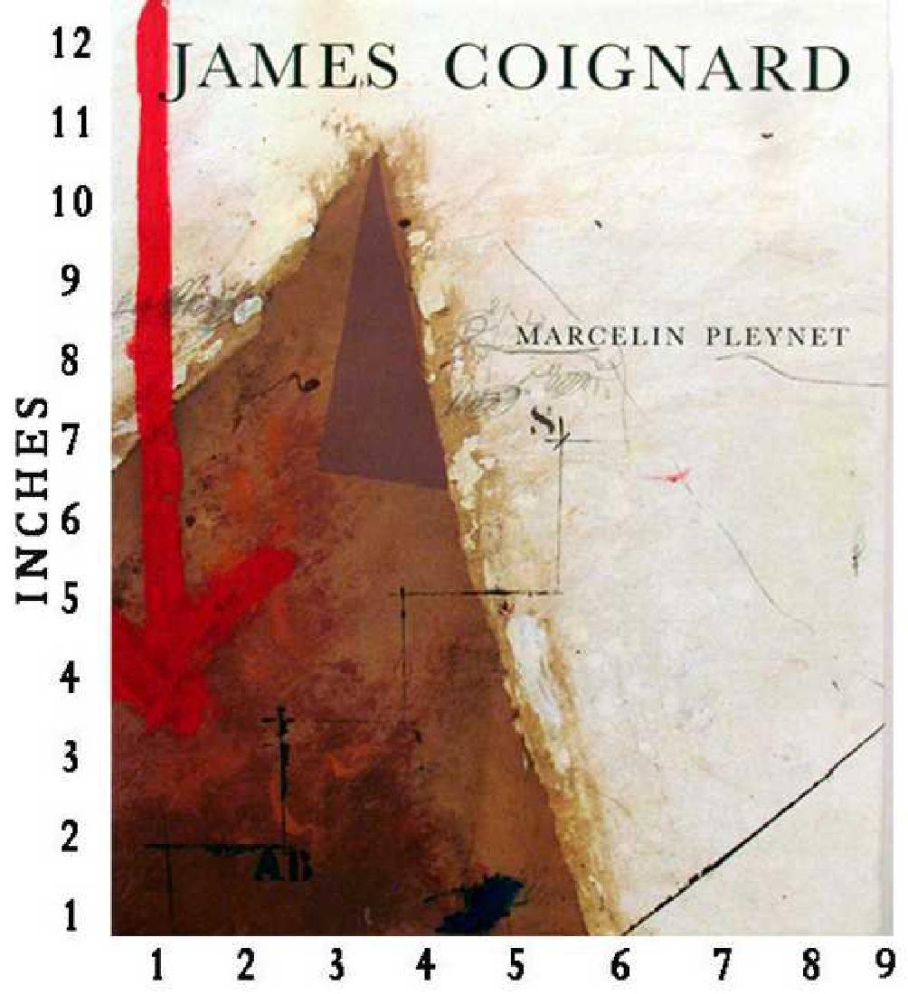 Dealer Liquidating Art Books James Coignard 1990
