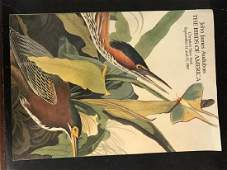 Christies John James Audubon The Birds Of America